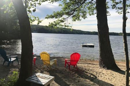 Sandy Beach Lake House
