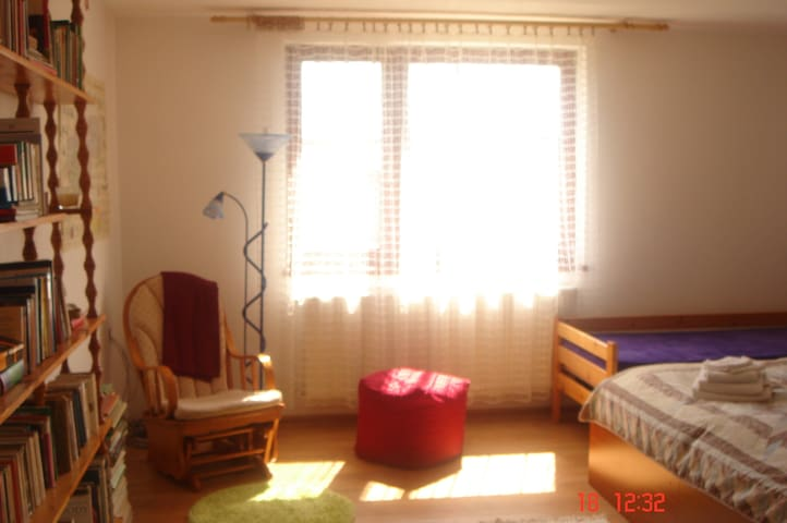 clean comfy room in family house Orava region