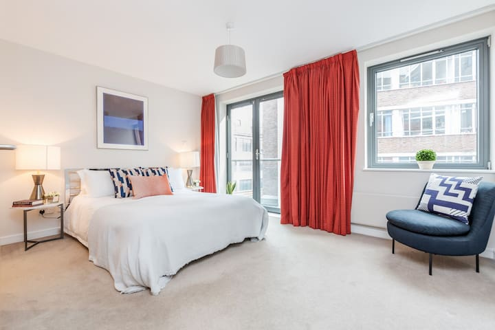 Oxford Street Zone 1 Stunning Modern 2 Bed