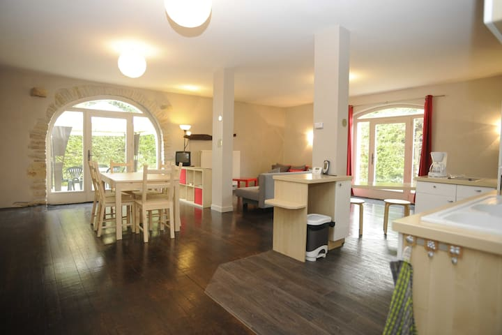 Appartment LaPoulotte - Couchey