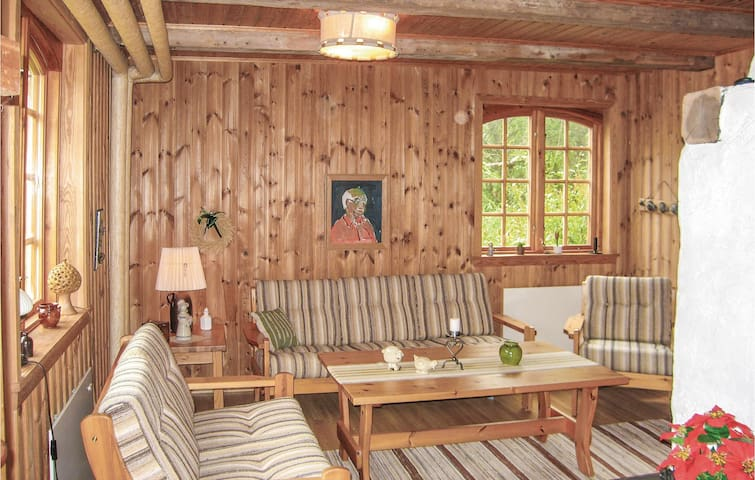 Holiday cottage with 1 bedroom on 65m² in Näsum