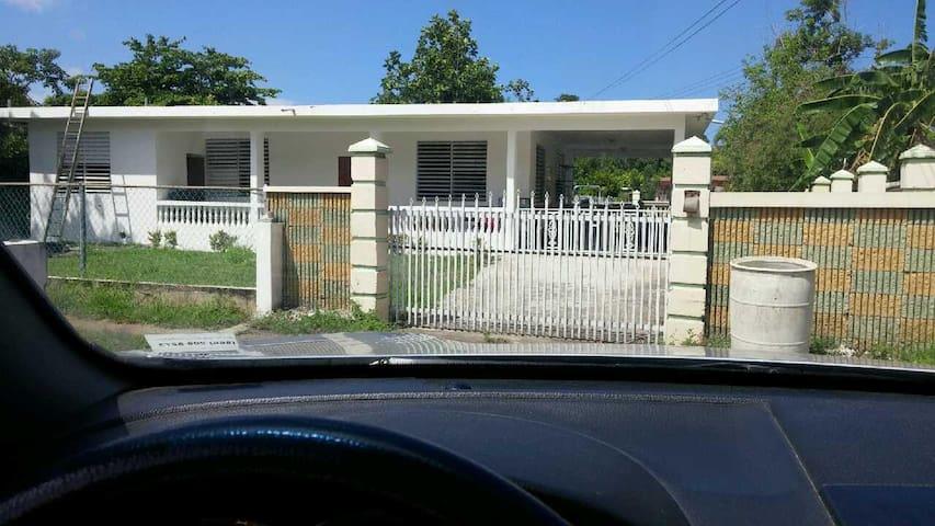 Casa Vacacional Rincon Puerto Rico