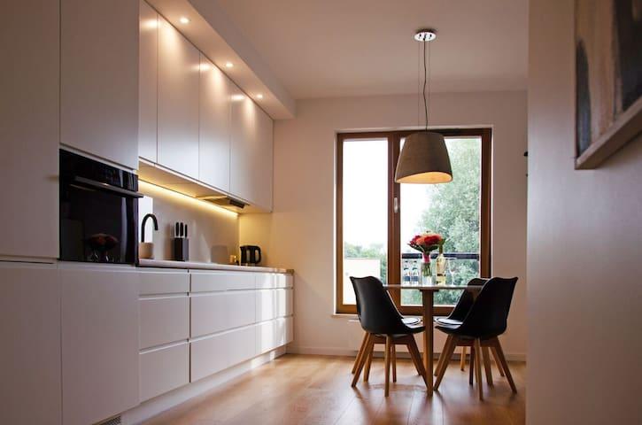 Apartament Bursztynowa