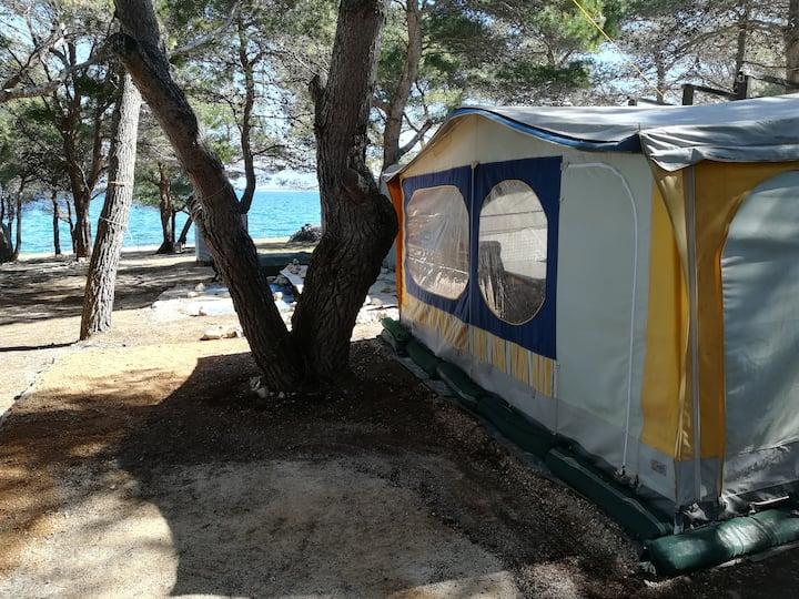 Caravan near the sea 2