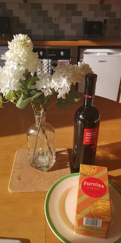 On arrival  relax and enjoy your welcome gifts.