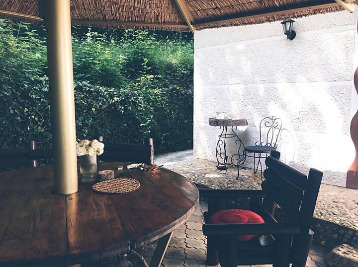 High vibes cottage in Fruska Gora - national park