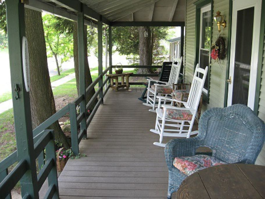 Welch Front Porch