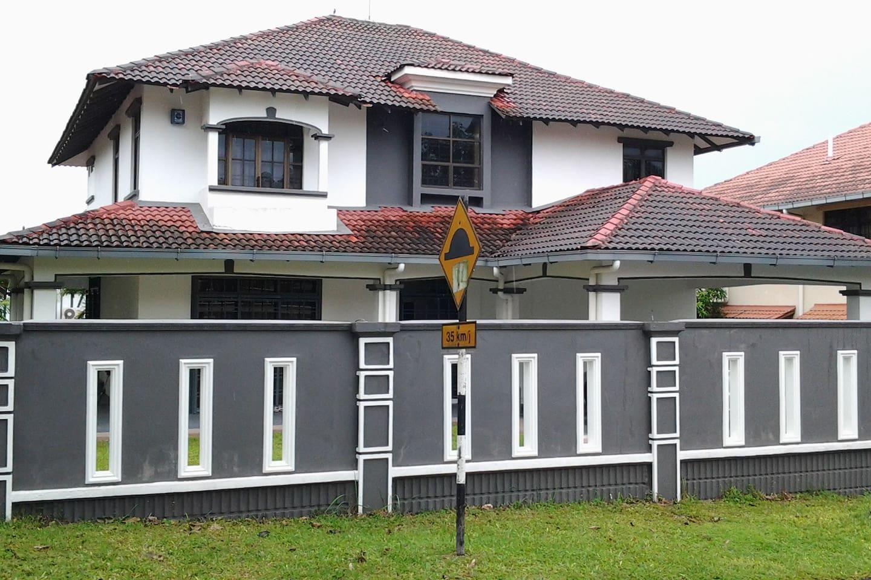 Bungalow villa