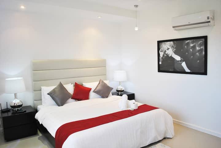 New one bedroom Suite M1 in Ambassador Suites