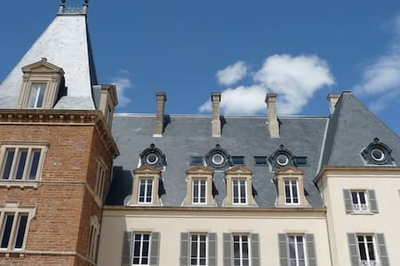 Apartment in a castle - Beaujolais - Appartement