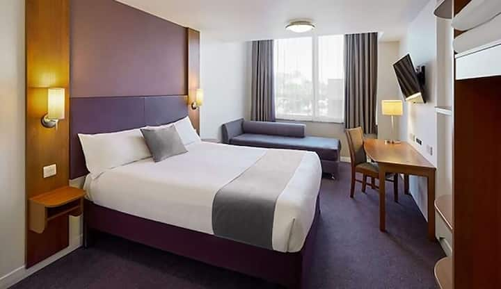 Casamere Knutsford Hotel - Deluxe Double Room