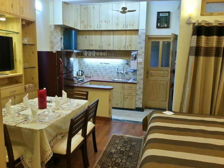 5 Star Service Apartment - Kullu
