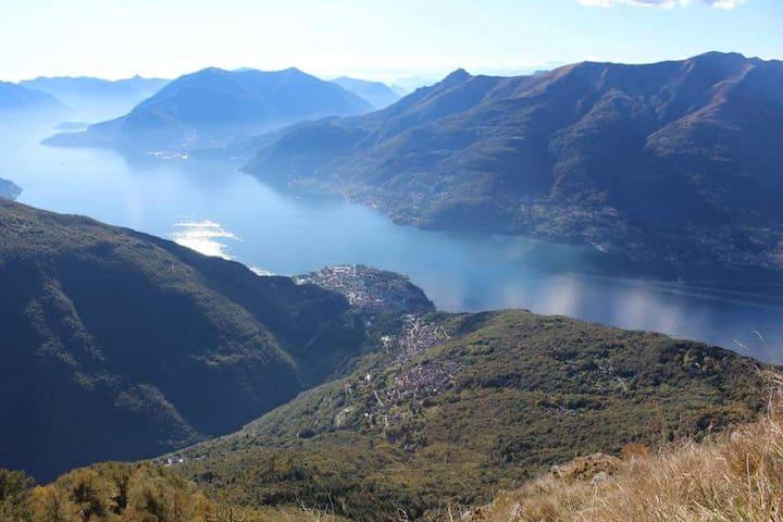 Alto Lario (Lake of Como)