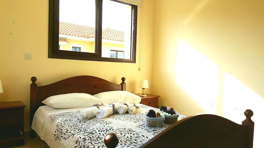 Bedroom no1 - Double bed