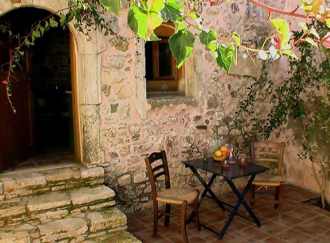 Ksa Sou guesthouse 1 - Listaros - Huis