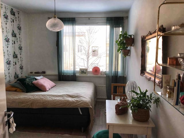 Cozy 2-room apartment in the heart of Porvoo