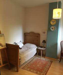 Gemütliches Zimmer zentral + ruhig - Buchholz
