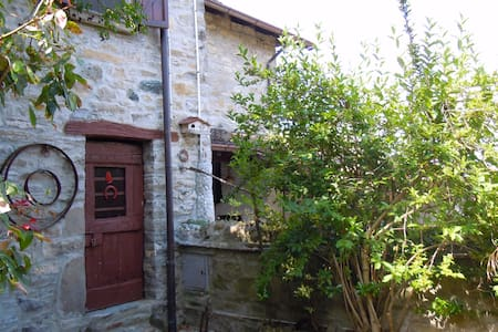 Charming stone house in Val Trebbia