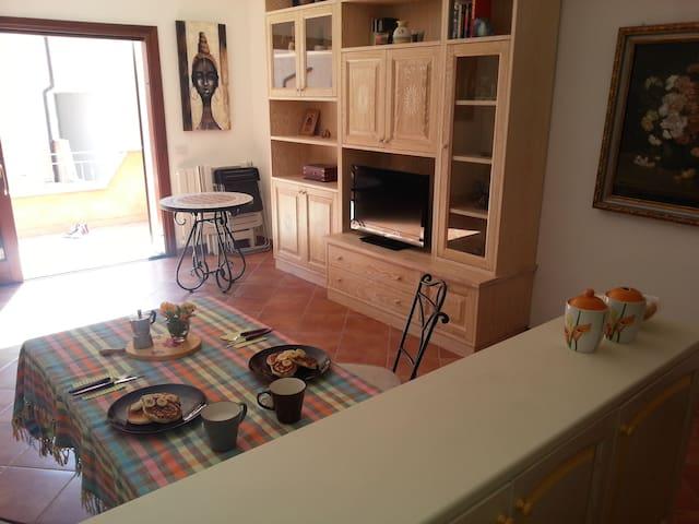 Adriana's home ( A casa di Adriana - Palau - Byt