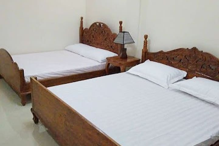 Cozy private room in Caramoan, Camarines Sur Rm 2