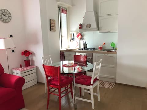 Comfortable two-room apartment in the centre of Corsico