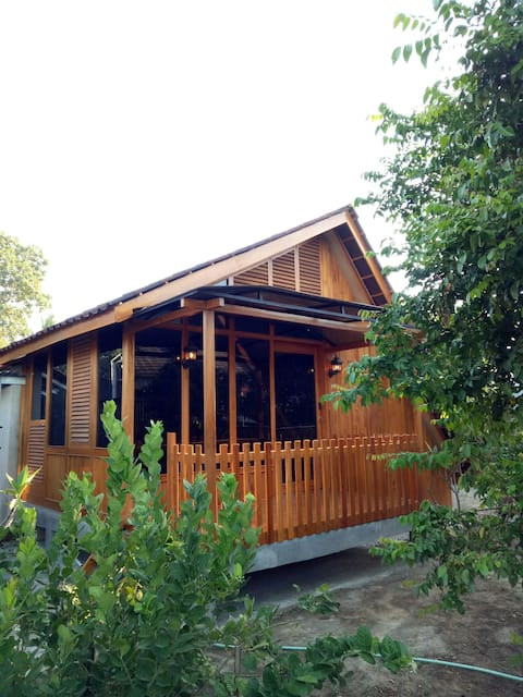 Cozy Wooden House 2