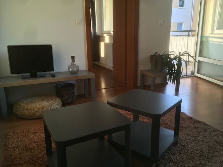Banska Bystrica quiet appartment in city centre