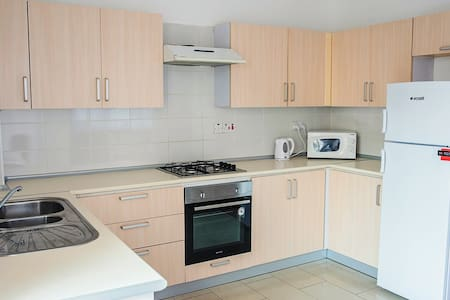 Kireniya   Сomfortable apartment - Girne - 아파트