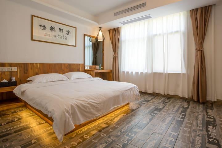 黄山南大门舒适型完美体验住宿,高档硬件,贴心服务