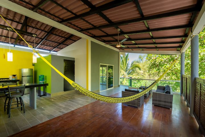 Yelapa Treetop Getaway: Casa Cielo Rojo (with AC)