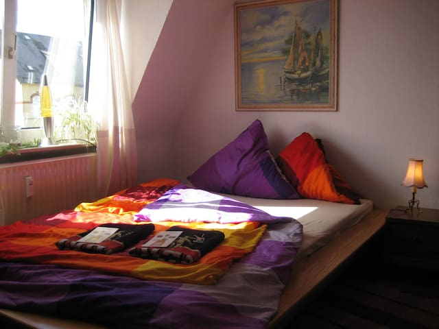 Central & cosy room in Flensburg