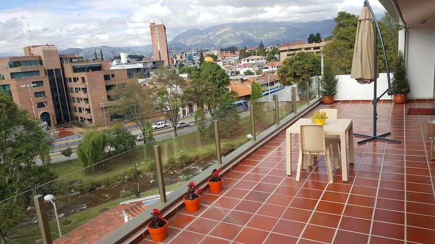 Best Views in Cuenca - Modern 1 Bedroom Sanctuary - Conca