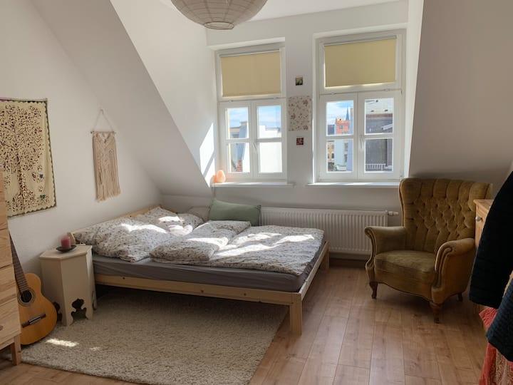Gemütliche + Kinderfreundliche 2 Zimmerwohnung
