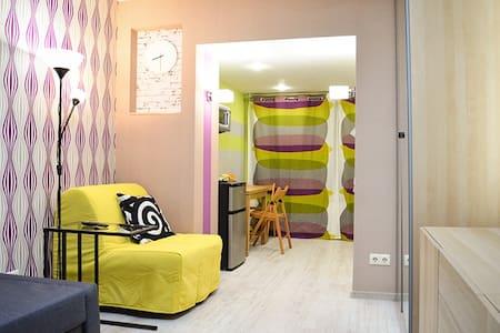 Уютные Апартаменты На Киевской 9 - Tomsk