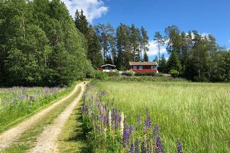 Cozy house in a quiet, beautiful area in Bohuslän