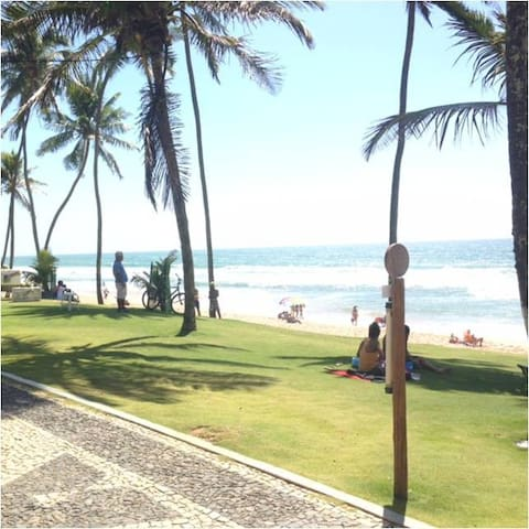 Ap na praia de Vilas - Grande SSA - Lauro de Freitas - Wohnung