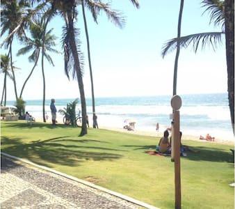 Ap na praia de Vilas - Grande SSA - Lauro de Freitas