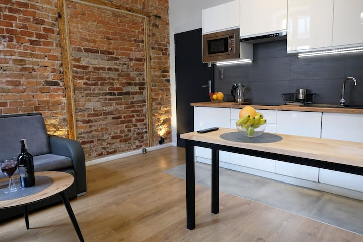 Przytulny Apartament 3, Stare Miasto 100m do Rynku