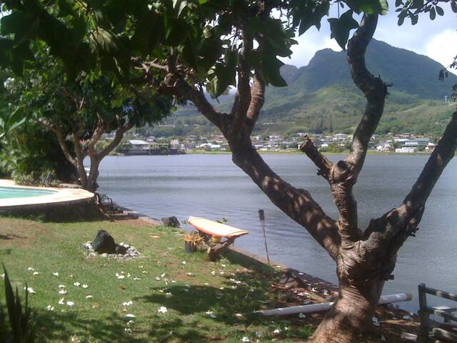 Pleasant Room on Gorgeous Enchanted Lake - Kailua