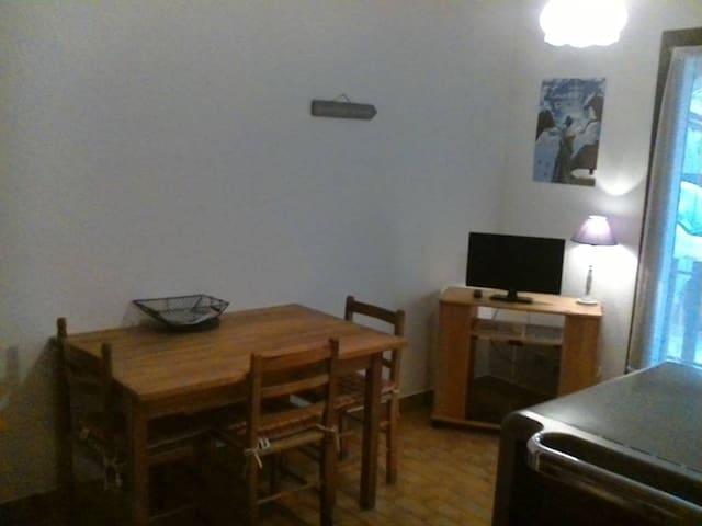 Mon Cabanon avec parking - Saintes-Maries-de-la-Mer - Apartment
