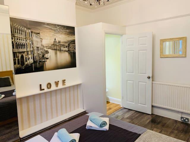 Venice double room
