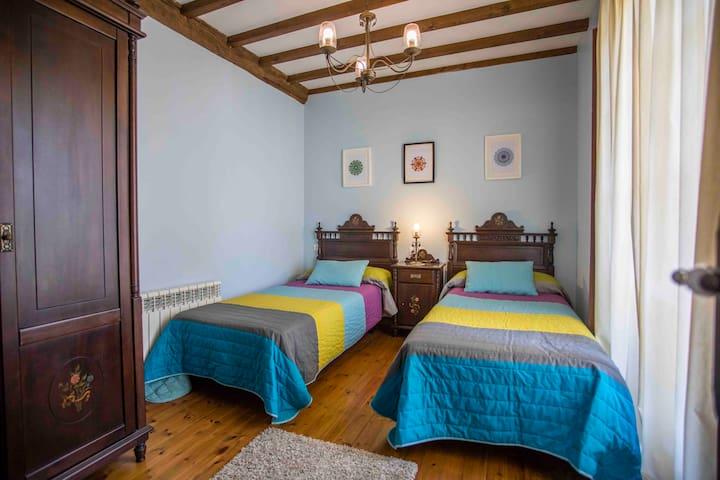 Apartamento para 2 personas, casa rural la Boleta - Puertas de Vidiago - Byt