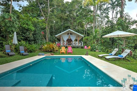 The White Cottage, Punta Uva Beach, Costa Rica - Punta Uva