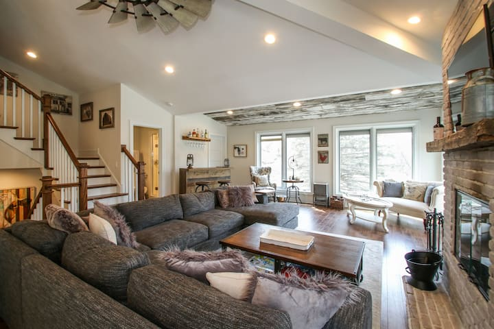 Amazingly Decorated Comfortable Abbey Springs Condo - Luxury Lodge