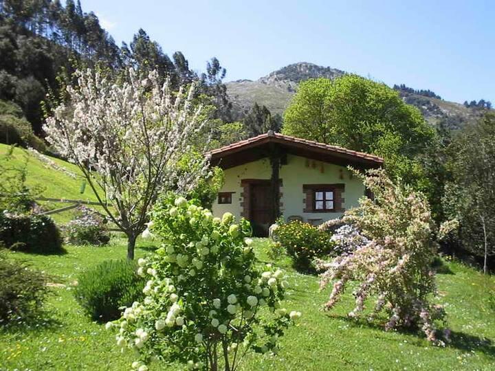 Casa rural  Cabárceno Los Acebos de Peña Cabarga-1