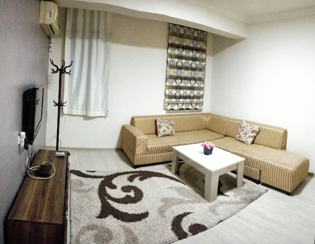Furnished studio for two adults, bursa, osmanghazi