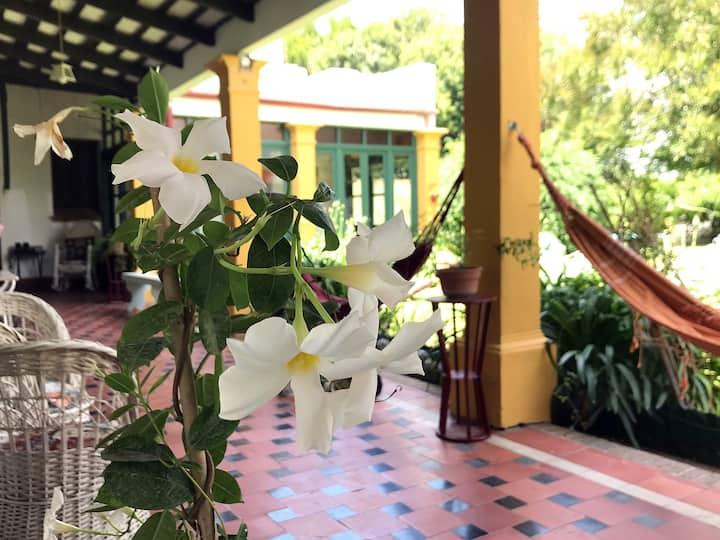 Habitación privada en Casa Bellavista