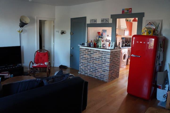 Chambre privée à Orléans - Orléans - Flat