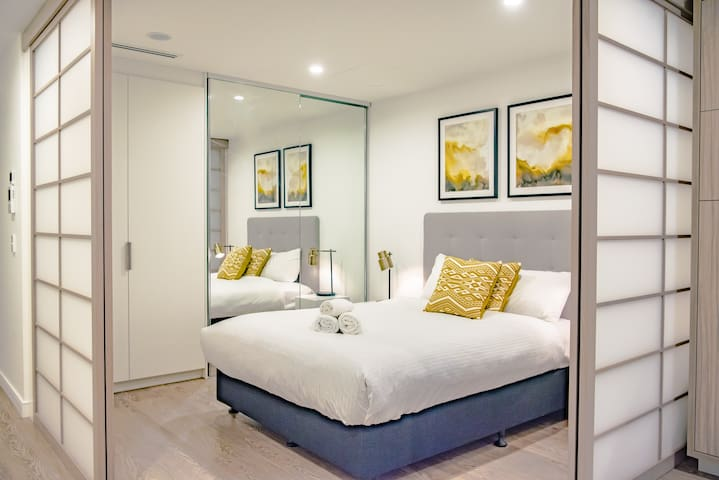 ★Comfy★ 1 Bed Apt in Emporium @ SouthBank w/ Pool