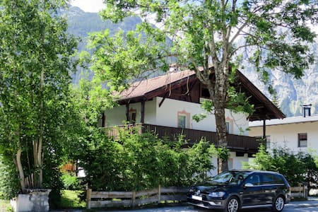 Apartment Haus Föhrenheim for 4 persons
